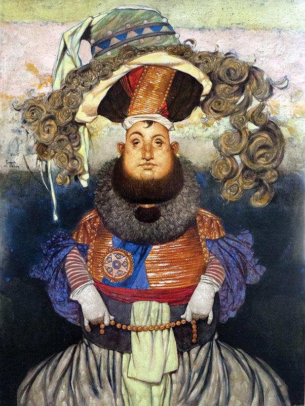 daron mouradian peintre